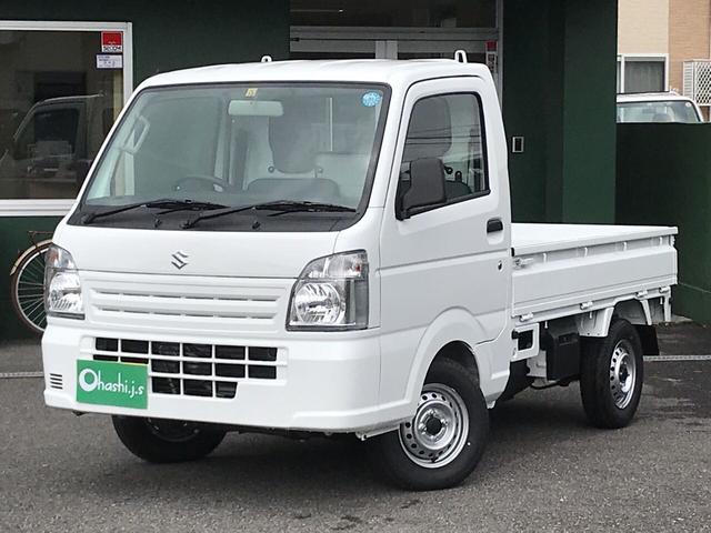 スズキ KC 4WD AT車 エアコン パワステ ABS 保証継承