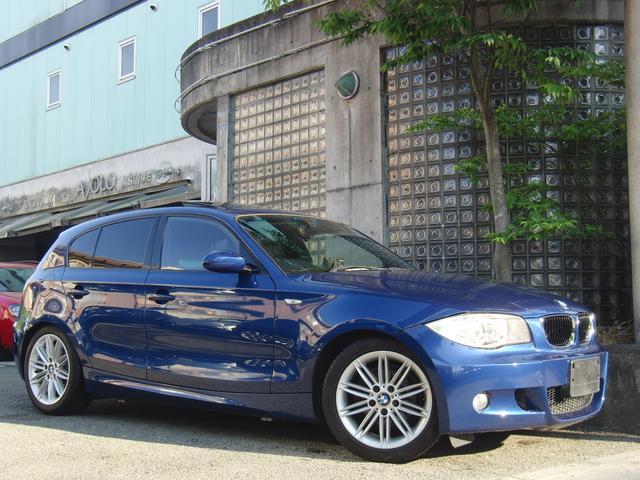 BMW 120i Mスポーツパッケージ サンルーフ HDDナビ