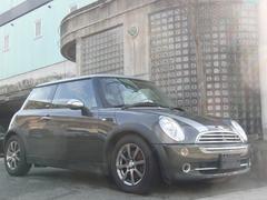 MINIクーパー パークレーン 本革シート ボンネットストライプ