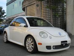 VW ニュービートルターボ 最終モデル 本革コンビスポーツシート リアスポ