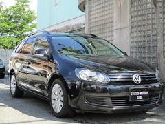 VW ゴルフヴァリアントTSI トレンドライン 純正CDデッキ ETC