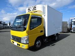 キャンター三菱 中温  冷蔵冷凍車