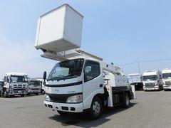 デュトロ 日野 デュトロ 13.5M 電工用高所作業車(日野)