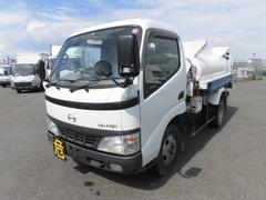 デュトロ 日野 2室3KL タンク車(日野)