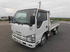 エルフトラックいすゞ 2トン強化低床ダンプ