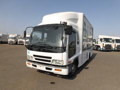 フォワード平成12年 いすゞ  地震体験車