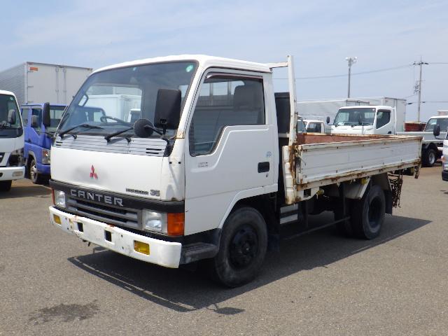 キャンター(三菱)中古車画像
