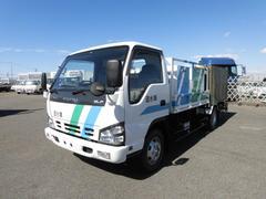 エルフトラック4WD  タンク車