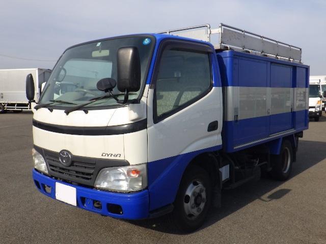 H19 トヨタ 2トン ボトルカー(1枚目)