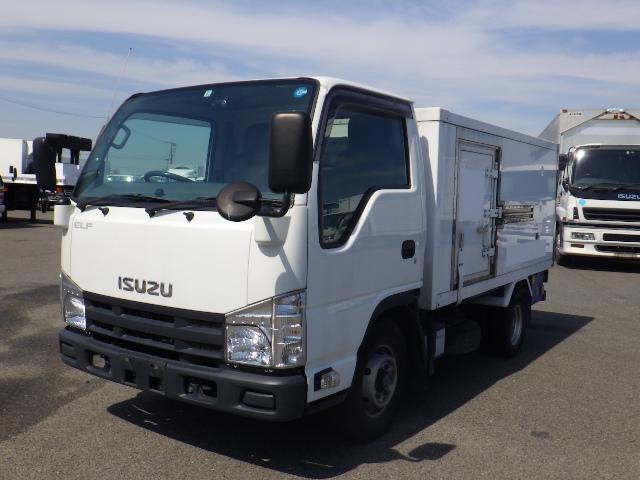 いすゞ いすゞ 1.5トン 低温 冷蔵冷凍車