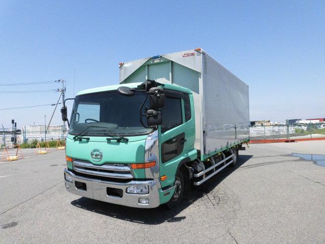 UDトラックス 平成24年UDトラックワイド6.2Mアルミウィング