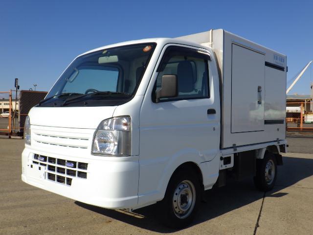 キャリイトラック  低温 冷蔵冷凍車 THERMO KING