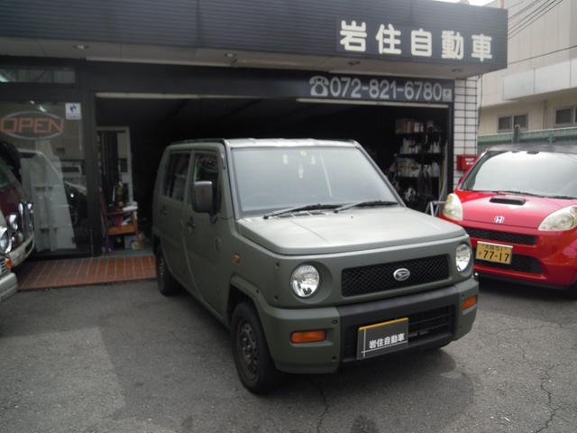 ダイハツ G 5速マニュアル車