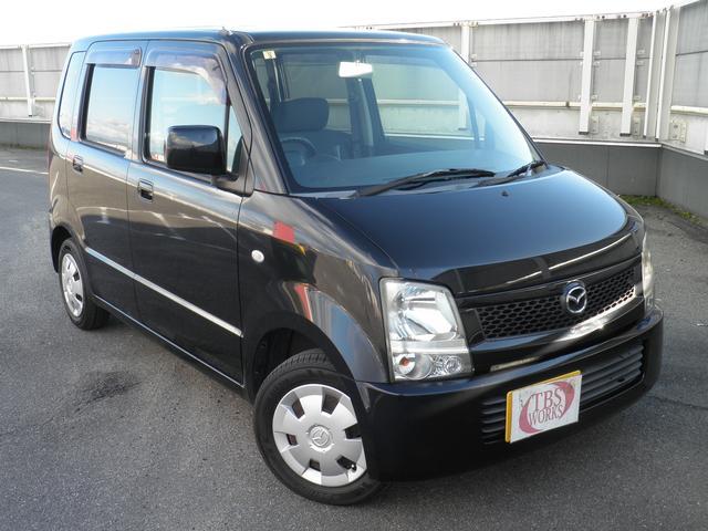 マツダ FX ユーザー買取車 純正CD 電格ミラー マット バイザー