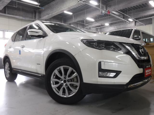 日産 20Xi ハイブリッド4WD 登録済未使用 前後シートヒータ
