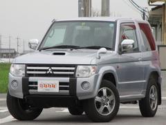 パジェロミニナビエディションVR 4WD ターボ 純正AW