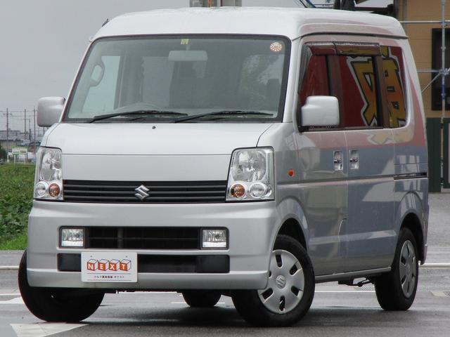 スズキ JPターボハイルーフ 4WD 純正CD シートヒーター