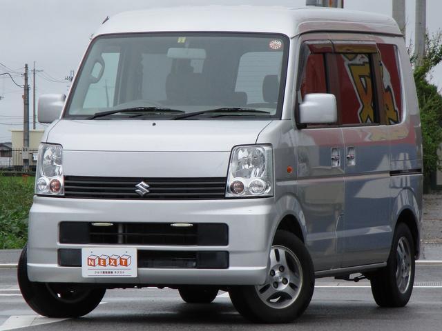 スズキ JPハイルーフ 4WD 純正CD シートヒーター