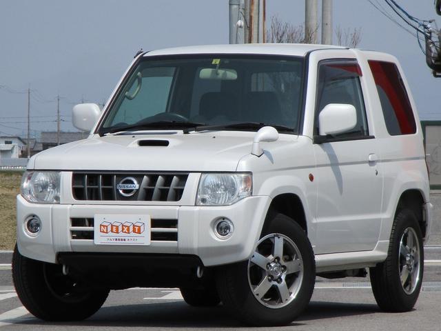 日産 RX 4WD ターボ 純正SDナビ