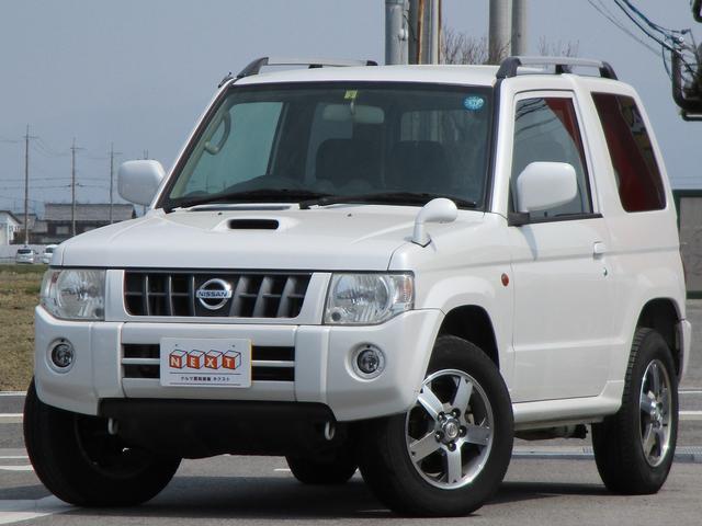 日産 RX 4WD ターボ シートヒーター