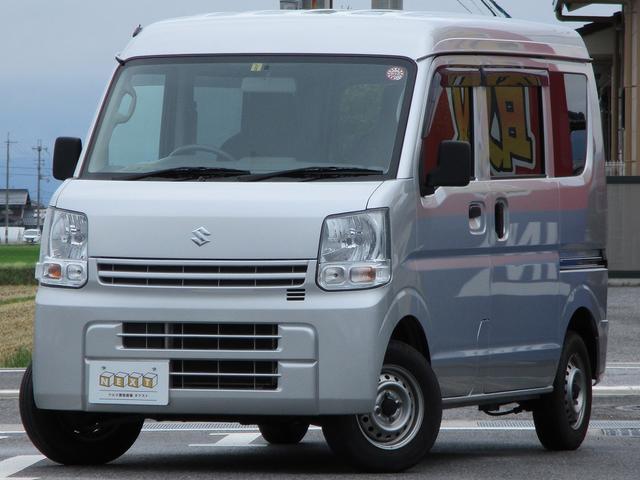 スズキ PAリミテッド 4WD キーレス ETC