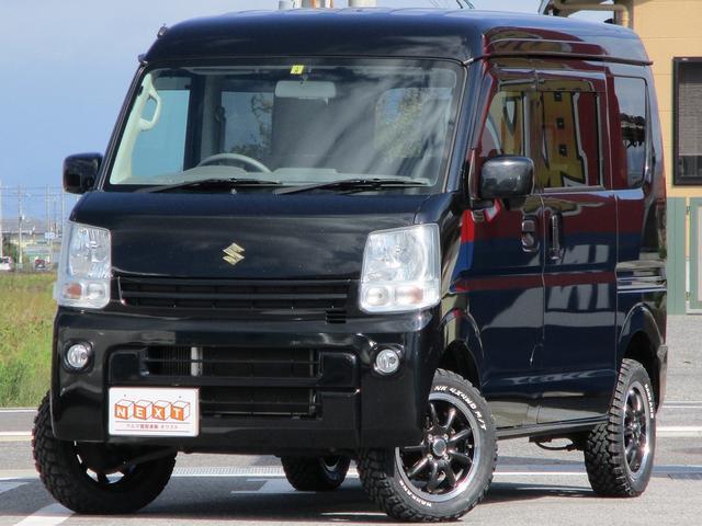 スズキ ジョインターボ 4WD 社外SDナビ フルセグTV