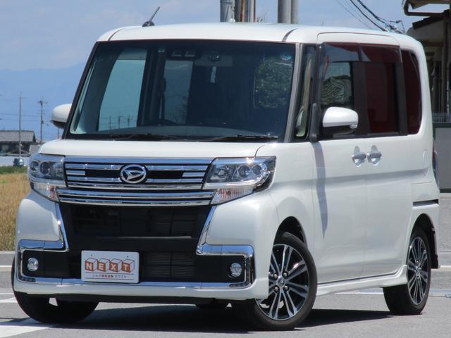 ダイハツ カスタムRSトップエディションSAIII 4WD ターボ 両側電動ドア