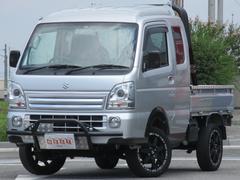 スーパーキャリイX 4WD 社外SDナビ フルセグTV