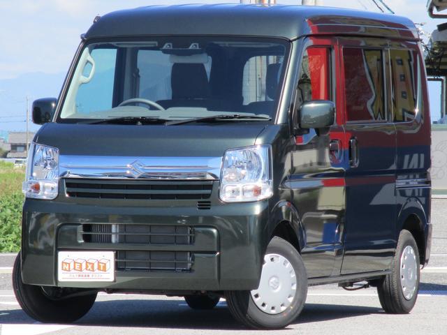 スズキ ジョインターボ 4WD オートライト 届出済未使用車