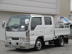 エルフトラック高床Wキャブ2t積 4.8ディーゼル 5速 NoxPM適合