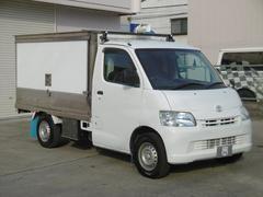ライトエーストラック移動販売車 冷蔵ショーケース 水洗設備 オートマチック