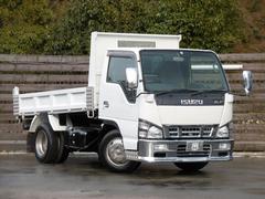 エルフトラック低床2t強化ダンプ インジェクター交換済 4.8D 5速