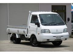 デリカトラック低床850kg積 ワンオーナー 5速 ガソリン車 荷台床鉄板