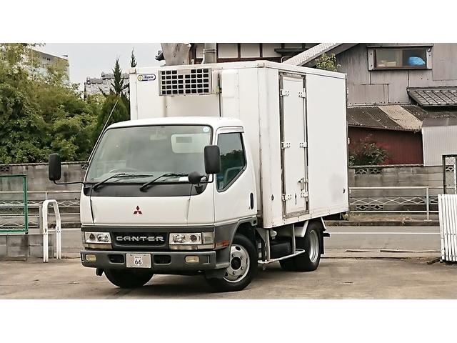 三菱ふそう 冷蔵冷凍車-5~30℃ 東プレ 2t 5速 NOx・PM適合