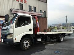 ダイナトラック4.1 ワイド 超ロング 高床 ディーゼルターボ