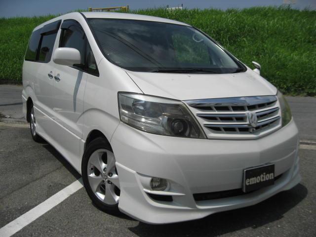トヨタ AS リミテッド HDDフルセグ 両パワスラ Bモニター