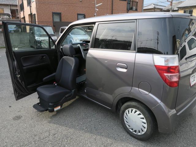 ホンダ 助手席リフトアップシート 福祉車両 キーレス 車検整備付き