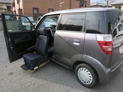 ゼスト助手席リフトアップシート 福祉車両 キーレス 車検整備付き
