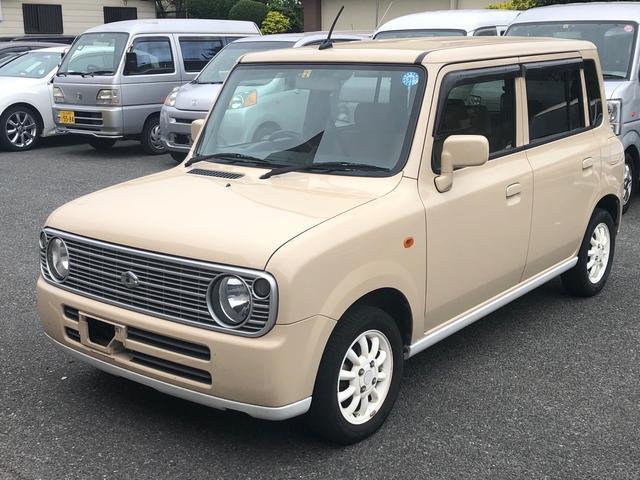 「スズキ」「アルトラパン」「軽自動車」「大阪府」の中古車