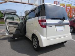 ゼストG助手席リフトアップシート 福祉車両