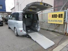 シエンタX 車イス仕様スロープタイプ 福祉車両(5人)