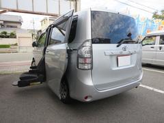 ヴォクシーX Lエディションサイドリフトアップシート福祉車両