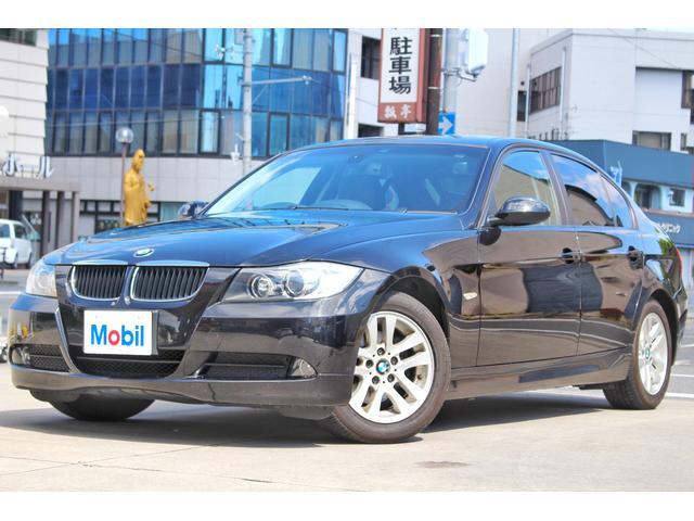BMW 320i 革シート HDDナビ Bカメラ ETC