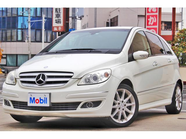 Photo of MERCEDES_BENZ B-CLASS B200 / used MERCEDES_BENZ