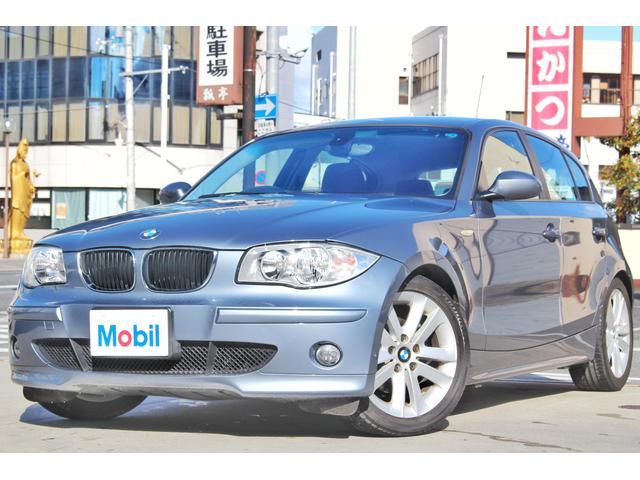 BMW 120i HDDナビ ETC キーレス