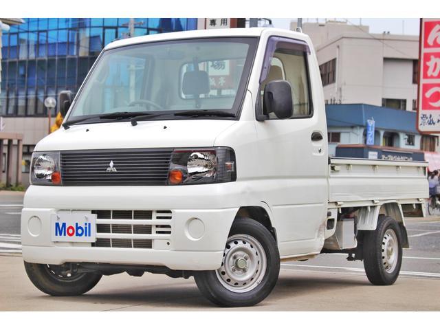 三菱 ミニキャブトラック VX-SE ワンオーナー 4WD エアコン パワステ
