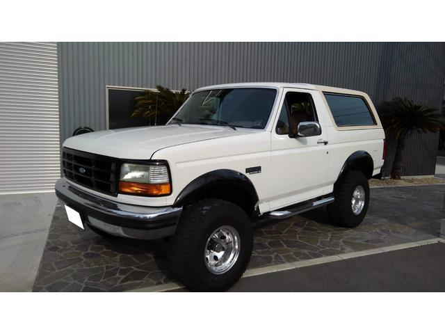 「フォード」「フォード ブロンコ」「SUV・クロカン」「滋賀県」の中古車