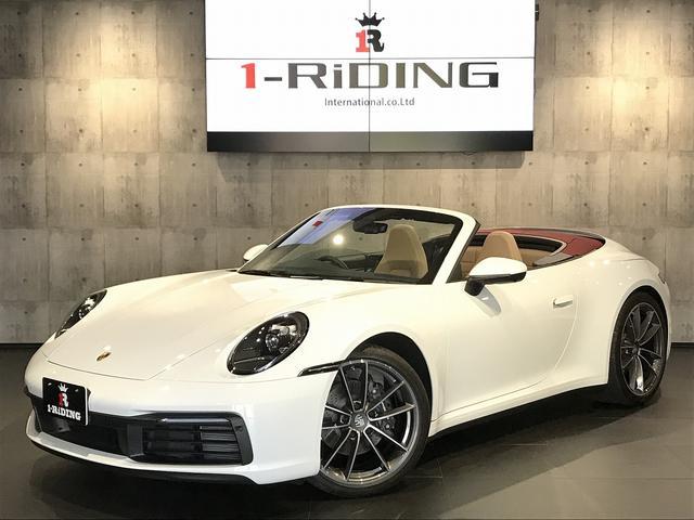 ポルシェ 911 911カレラ カブリオレ クラシックホイール BOSEサウンドシステム パワステプラス ポルシェスマートエントリー スポーツテールパイプ