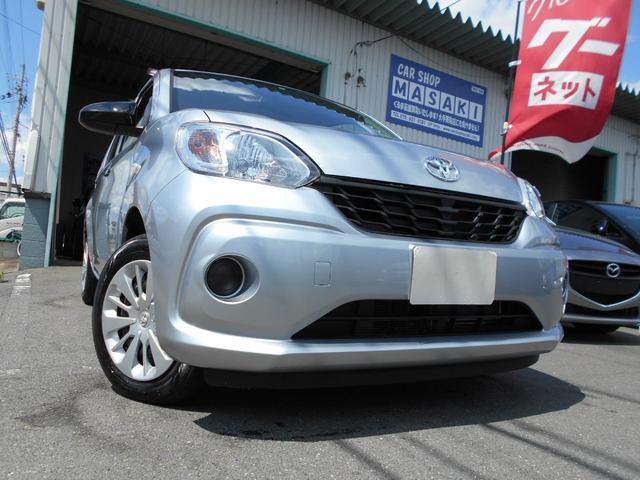 トヨタ X ワンオーナー 横滑り防止装置 新車保証継承