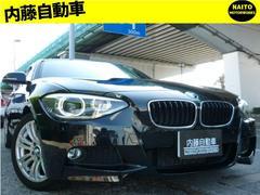 BMW116i Mスポーツ ワンオーナー HDDナビ 1年保証